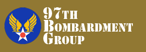 97th Bombardment Group Website Logo
